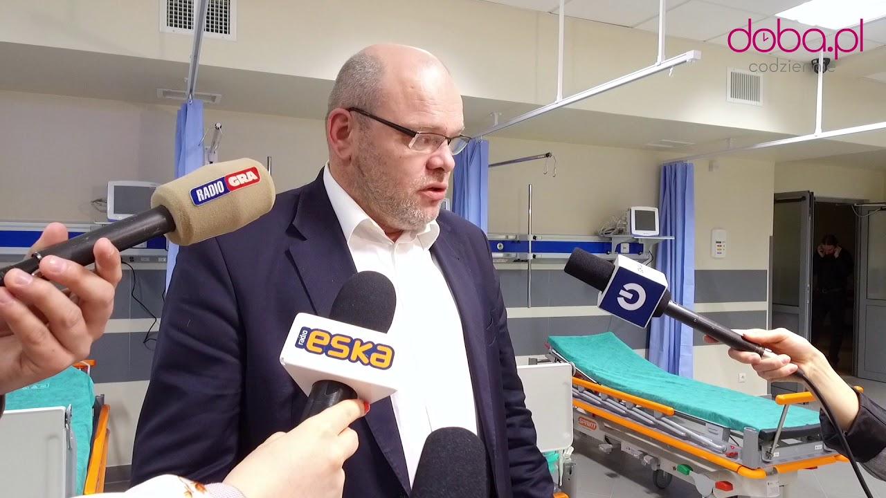 Nowy SOR na Borowskiej za ponad 2 mln. złotych otwarty