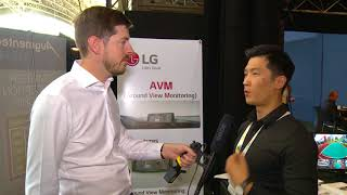 LG Electronics show off a variety of vehicle perception solutions for OEMs