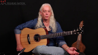"""""""The Water Is Wide"""" Lesson, from Advanced Fingerstyle Workshop with guest Ed Gerhard"""