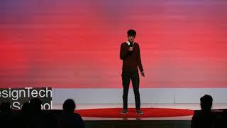 The risks aren't all that risky | Hezekiah Smithstein | TEDxDesignTechHighSchool