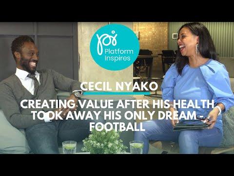 Platform Inspires Meets: Cecil Nyako -