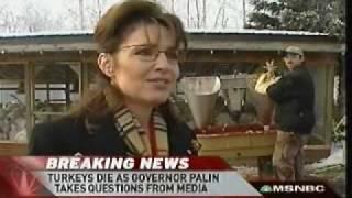Countdown: Sarah Palin