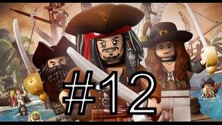 [PS3]LEGO Pirates Of The Caribbean. Прохождение #12 «Ящик Дейви Джонса»