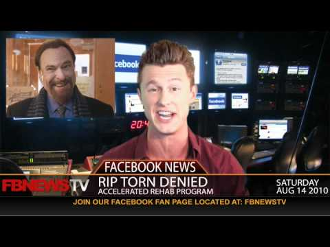 Facebook News Television August 14, 2010