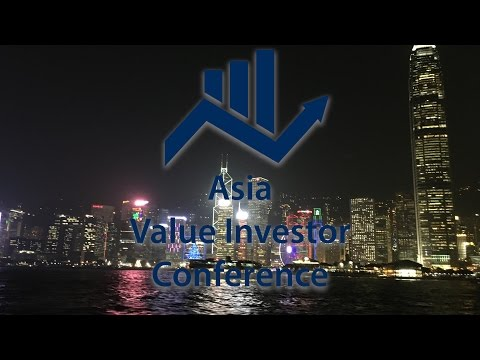Asia Value Investors Conference Hong Kong 2016 | Overview