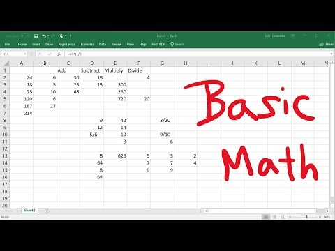 basic-excel-formulas---add,-subtract,-multiply-&-divide