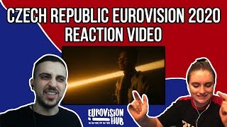 Czech Republic | Eurovision 2020 Reaction | Benny Cristo - Kemama