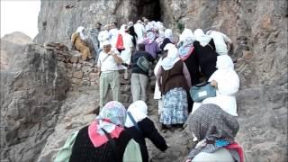 Peygamberimizin kaldığı mağara