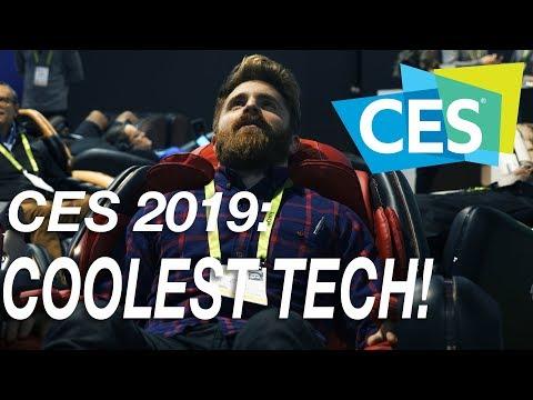 CES 2019   Coolest Tech!