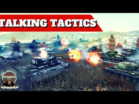 World of Tanks Blitz   Talking it Through   Black Goldville power Slot