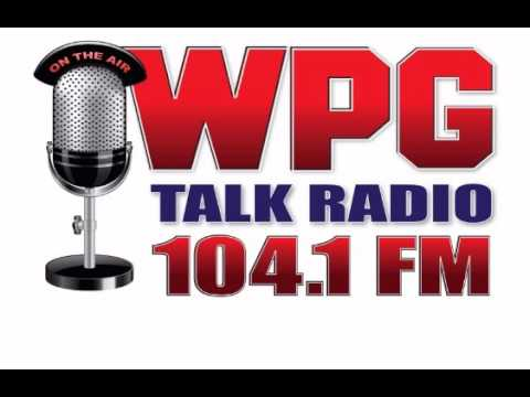 Gov Christie with Harry Hurley on WPG 11-15-16