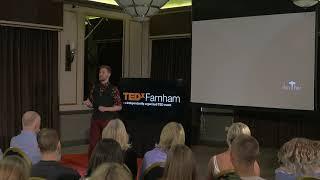 F**k Money, Live Better   Jon Thor Sigurleifsson   TEDxFarnham