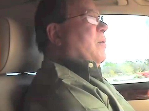 Driving with Shatner: The Intimidator