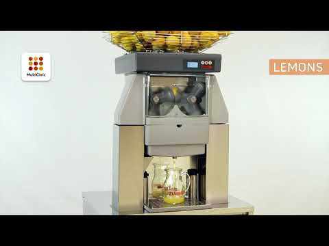 Zummo - Presse-Agrumes automatique Z40