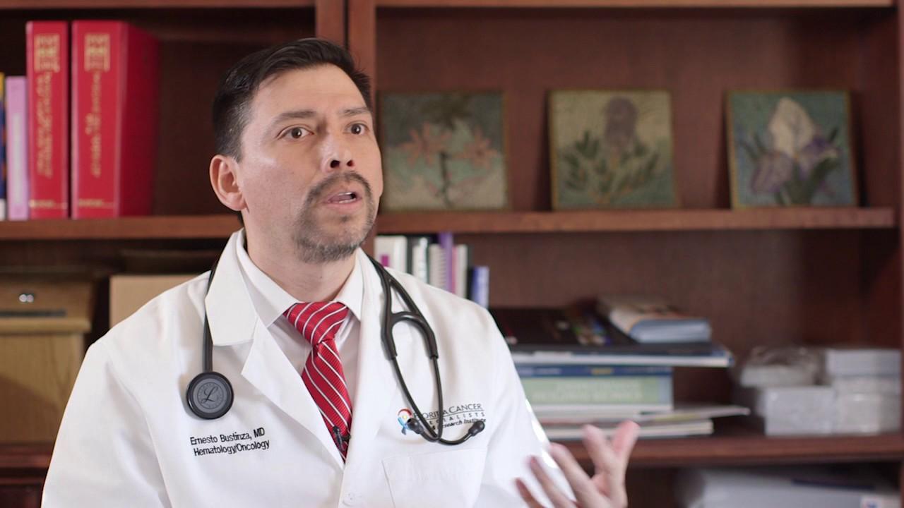 Ernesto Bustinza-Linares, MD | Florida Cancer Specialists