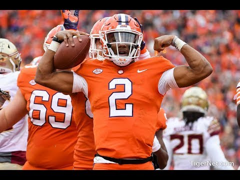 Kelly Bryant 2017 Highlights ''The Man''