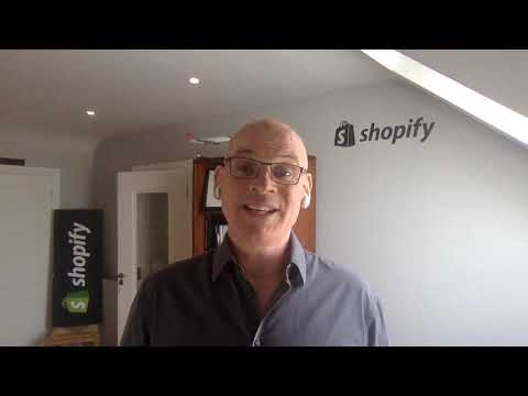 Shopify set up operations in Ireland in 2015 with a focus on building a work from home team here.