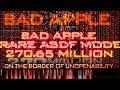 Download {[Black MIDI]} Bad Apple Rare ASDF Mode 270.65 Million (Total NO LAG) MP3 song and Music Video