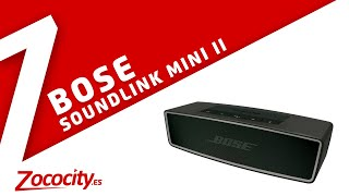 Bose Soundlink Mini II Español Review