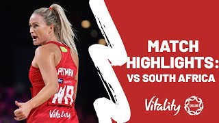 Vitality Netball Nations Cup | Vitality Roses vs. South Africa