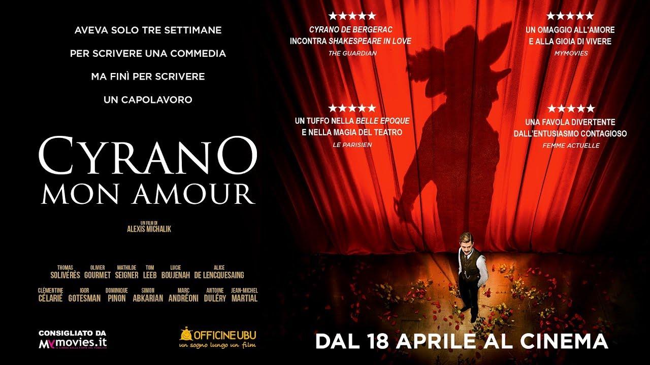 CYRANO MON AMOUR - Trailer italiano ufficiale - dal 18 Aprile al cinema