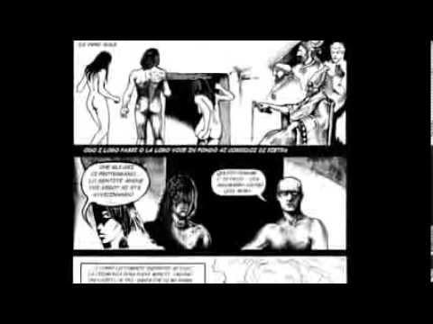 La casa di Asterione. video-fumetto completo di Riccardo Fortuna. Da J.L.Borges