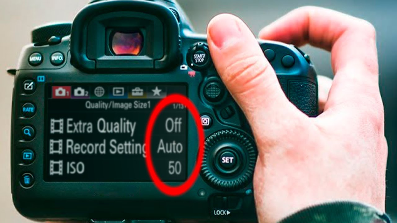 5 Basic Camera Settings That Can Either Make Or Break Your Video!