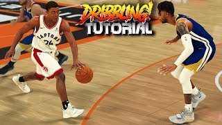 NBA 2K20 Dribbling Tutorial - How To Do Shammgods, Momentum Dribbles & More