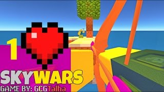 ROBLOX SKYWARS #22 I SURVIVED WITH 1 HEALTH