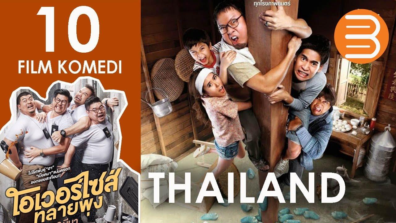 15 Komedi Thailand Yang Paling Lucu Dan Konyol 2020