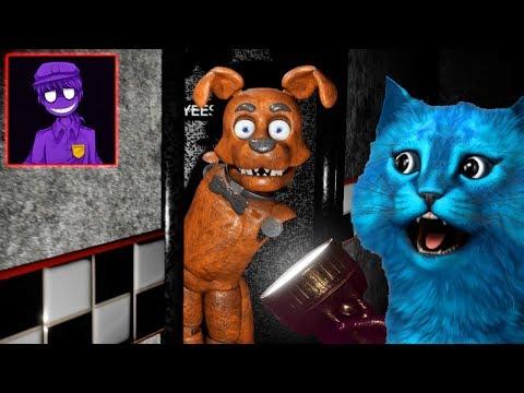 НАШЁЛ СПАРКИ и ИГРАЮ ЗА ФИОЛЕТОВОГО ПАРНЯ в Creepy Nights At Freddy's Прохождение КРИПОВЫХ НОЧЕЙ