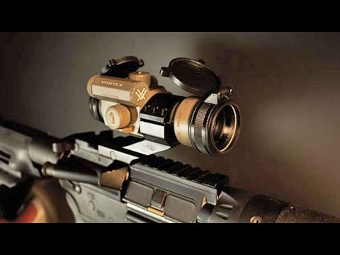 Vortex Strikefire 2, Optics Planet Exclusive: V-Log Thursday
