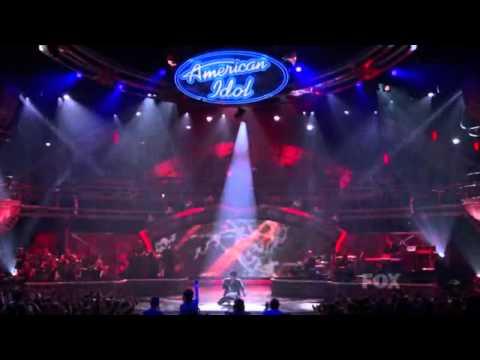 Adam Lambert- Born to be wild  American Idol Top 7