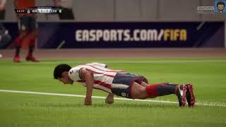 Guadalajara vs León (jornada 17) FIFA 18