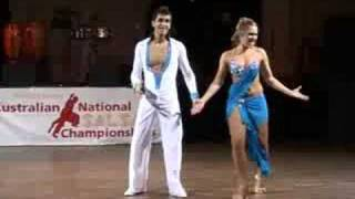 Oren and Pascal Salsa Professional division ASC 2006