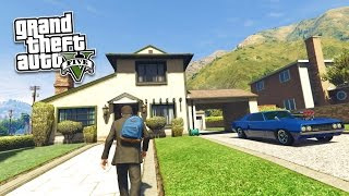 GTA 5 PC Mods - REAL LIFE MOD ! GTA 5 School & Jobs Roleplay Mod Gameplay! (GTA 5 Mod Gameplay)
