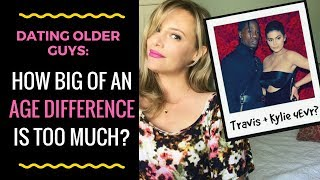 Dating An Older Guy: How Much Of An Age Difference In A Relationship Is TOO MUCH!
