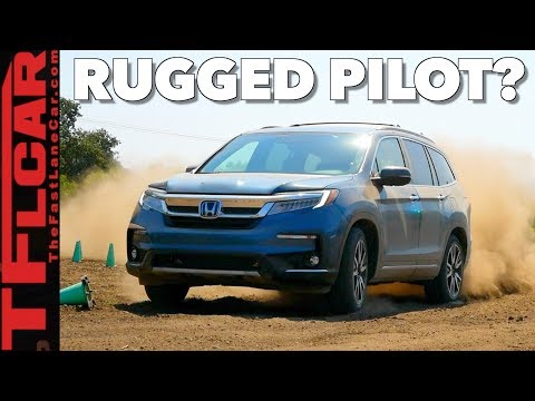 What's New - 2019 Honda Pilot Top 5 Cool Features Revealed