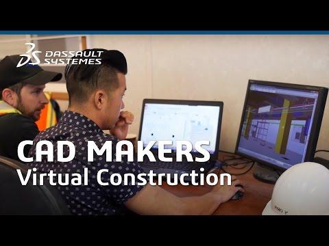 GreenHouse 3D simulation CAO CATIA V5 by Dassault Systèmes