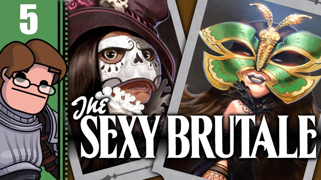 Let's Play The Sexy Brutale Part 5 - Tequila Belle