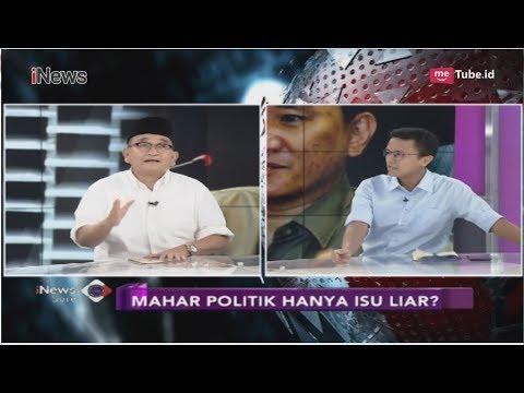 Debat Panas!! Ruhut Sitompul Tantang PAN dan PKS Laporkan Andi Arief - iNews Sore 04/09