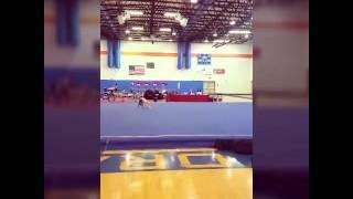 Emily Bloom Jungle Gym Invitational 2015