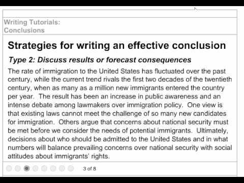 Conclusion paragraph for persuasive essay