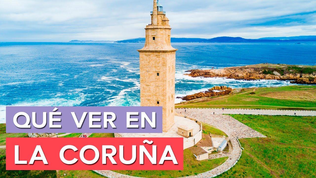 Download Qué ver en La Coruña 🇪🇸 | 10 Lugares Imprescindibles