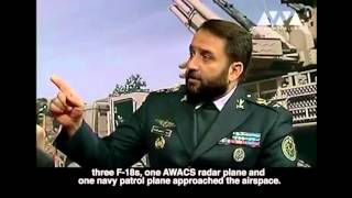 """We had 12 Missiles Pointed at the Americans"": Iranian General on State TV"