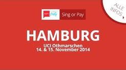 Mit Sing or Pay gratis ins Kino: UCI Othmarschen in Hamburg