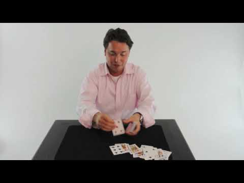 The 654 Club Story Card Trick