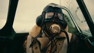 Дюнкерк. Посадка самолета
