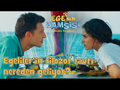 Zeynep & Deniz'in tatlı atışmaları! - Ege'nin Hamsisi 5.Bölüm