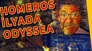 Homeros, İlyada, Odyssea - Böyle Buyurdu Kültür - Prof. Nevzat Kaya - B12